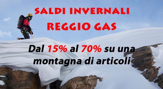 Reggiogas - Negozio di articoli da montagna