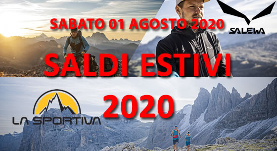 SALDI ESTATE 2020