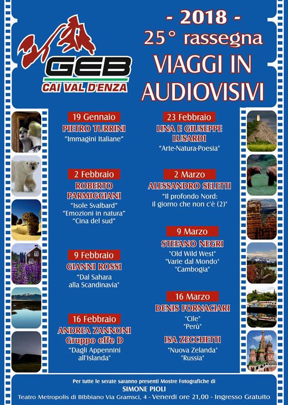 GEB Audiovisivi 2018