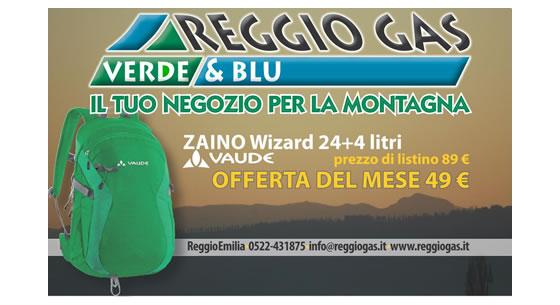 Reggiogas offerta del mese zaino vaude wizard 24 4 for Casa prefabbricata offerta del mese