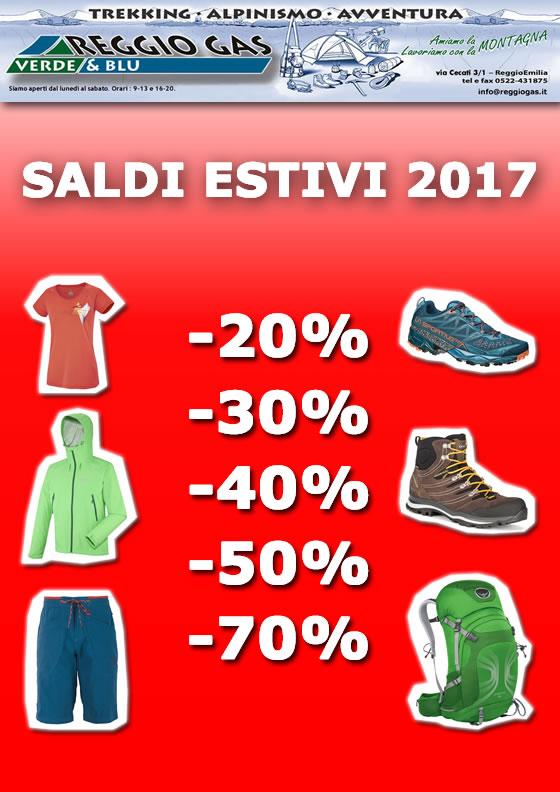 Saldi Estate 2017