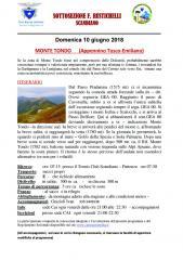 Monte Tondo 2018