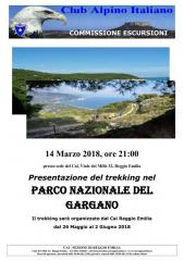 Presentazione Gargano