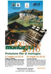 Cine montagna 2018