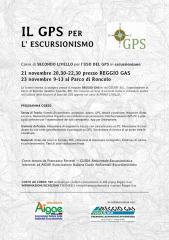 Corso GPS