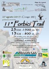 Forbici Trail 2017